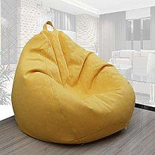 FCXBQ Beanbag Lazy Sofa Creative Sofa Single