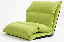 FCXBQ Lazy folding sofa, single stool folding sofa