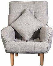 FCXBQ Lazy sofa, sofa bed, single sofa bed,