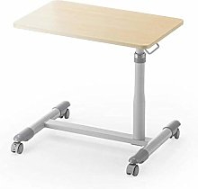 FCYQBF Overbed Table Desk with Black Density