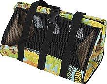 Fdit Gardening Tool Bag, Mesh Storage Bag Foldable