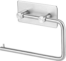 Fdit Self-adhesive Toilet Paper Holder Stainless