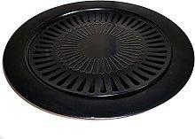 FDKJOK Portable Indoor Stovetop Pan Outdoor BBQ