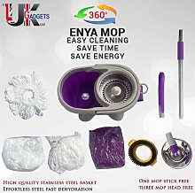 FDS Easy 360° Rotating Spin Magic Mop & Bucket