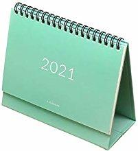 FEANG 2021 Desk Calendar with To-do List Desktop