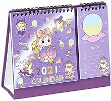 FEANG 2021 Desk Calendar with To-do List Label
