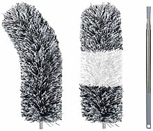 Feather Duster,Extendable Microfiber Duster with
