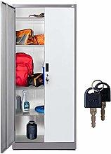 Fedmax Storage Cabinet – 71 Inch, Steel Utility