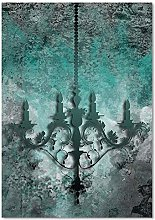 Feeby Frames, Single Panel Print, Wall Art