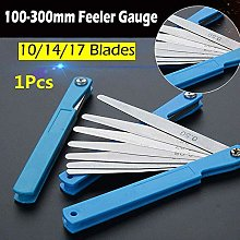 Feeler Gauge, SENRISE 10 Blade Stainless Steel