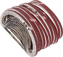 feeloo Sanding Belts 10Pcs Grit 40-600 Belt sander
