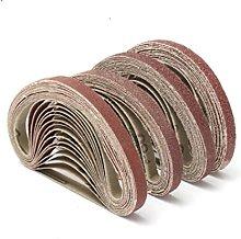 feeloo Sanding Belts 50 Pieces Belt sander sanding
