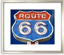 Feifei Cui-Paoluzzo - Get Your Kicks Route 66