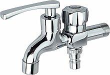 FEIGO Water Tap Faucet Sink Basin Single Cooler