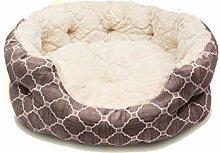 FEIHAIYANYcwm Dog Beds Bite Resistant Pet Dog Bed