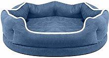 FEIHAIYANYcwm Dog Beds Dog bed Winter Memory-Foam