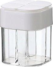 FEIHAIYANYTLG Food Storage Jars, Household 4 In