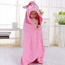 feiren Baby Bath Towel Animal Cartoon Newborn