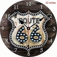 feiren retro decorative wall clock 14 inch
