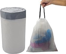 Feisco Small Bin Bag, 10 Liters Extra Strong
