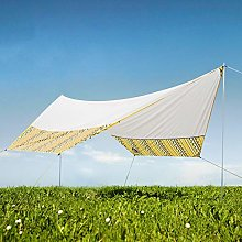 Feixunfan Hammock Tarp 4-8 People Outdoor Camping