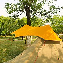 Feixunfan Hammock Tarp Silicone Coated Ultralight