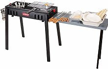 FEIYIYANG Barbecue Grill Outdoor Folding Barbecue