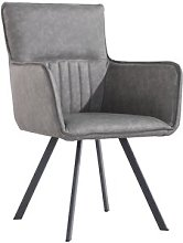 Feld Upholstered Dining Chair Williston Forge