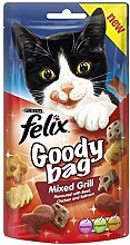 Felix Goody Bag Mixed Grill (60g) - Pack of 2