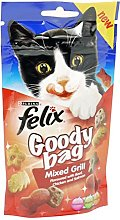 Felix Goody Bag Mixed Grill (60g) - Pack of 6