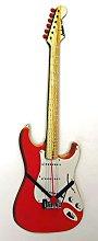 Fender Guitar Clock - Fender Stratocaster Guitar