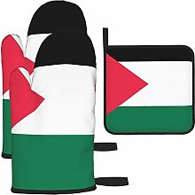 Feng Palestinian Flag Professional Heat Resistant
