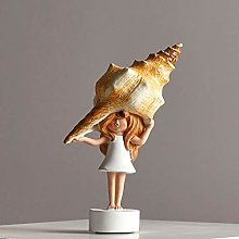 Feng Shui Luck Figurine/Crystal tree Cute Conch