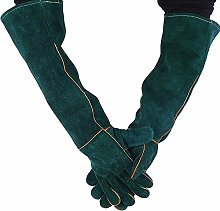 FENGLI Leather Forge Welding Gloves Heat/Fire