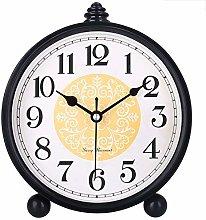 FENGLI Mantle/Desk Clock Classic Retro Table Clock