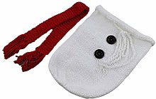 Fengyuanhong Newborn Baby Stretch Snowman Wrap