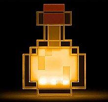 FENGZE Color Changing Potion Bottle Lights Up and