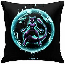 fenrris65 Throw Pillow Covers Soft Square Throw