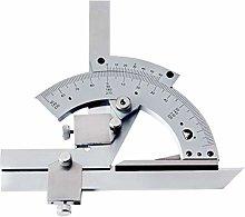 Fenteer 0-320° Universal Bevel Protractor Angle