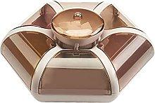 Fenteer Divided Serving Dishes, Serving Bowls,