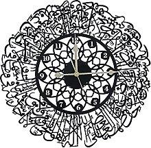Fenteer Novelty Islamic Calligraphy Clock Silent