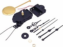 Fenteer Quartz Pendulum Movement Kits,Clock DIY