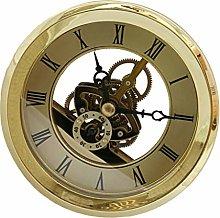 Fenteer Skeleton Insert Clock Movement Quartz