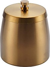 Fenteer Stainless Steel Ashtray with Cover