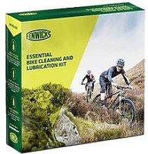 Fenwicks Essential Bike Cleaning & Lubrication Kit