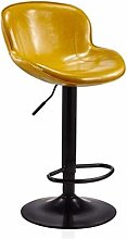 FENXIXI Hydraulic Bar Stool Dining Chairs with