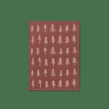 Ferm Living - Christmas Tea Towel Cinnamon -