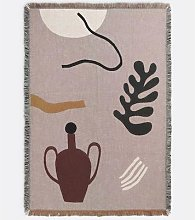 Ferm Living - Mirage Blanket Throw Wall Covering
