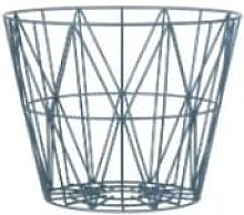 Ferm Living - Small Wire Frame Basket - iron |