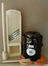 Fermentation crock pot 5 Litre Sauerkrautpot